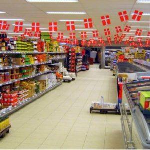 Hệ thống siêu thị tại Hateco Apollo Xuân Phương